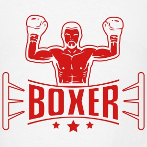 Boxer Tanks - Men's T-Shirt