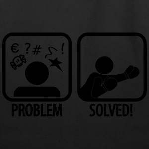 problem solved boxing T-Shirts - Eco-Friendly Cotton Tote