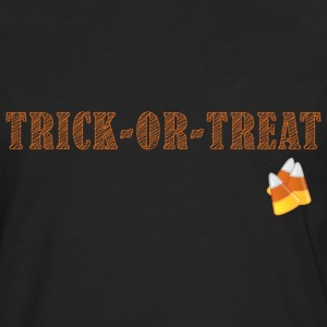 Trick or Treat! - Men's Premium Long Sleeve T-Shirt