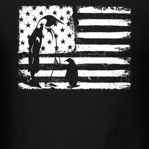 American Penguin Shirt - Men's T-Shirt