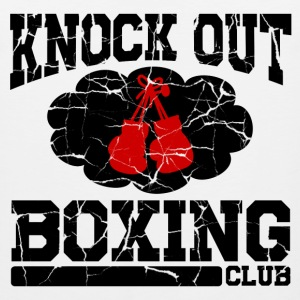 KNOCK OUT1.png T-Shirts - Men's Premium Tank