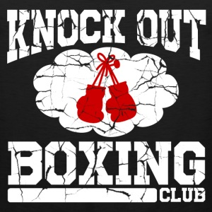 KNOCK OUT2.png T-Shirts - Men's Premium Tank