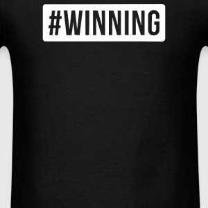 HESTEG WINNING - Men's T-Shirt