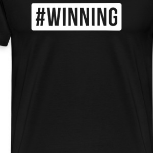 HESTEG WINNING - Men's Premium T-Shirt