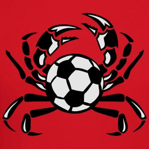 crab soccer club logo Hoodies - Crewneck Sweatshirt