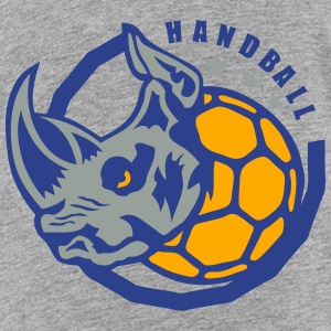 handball club rhinoceros logo Kids' Shirts - Toddler Premium T-Shirt