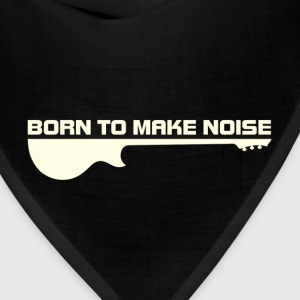 born noise white - Bandana