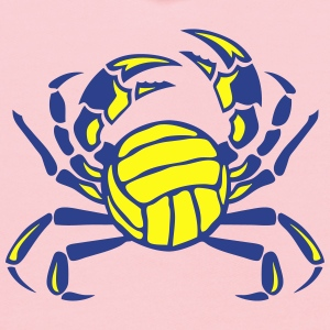 crab volleyball club logo T-Shirts - Kids' Hoodie