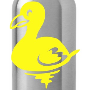 duck drawing dunk 102 Hoodies - Water Bottle