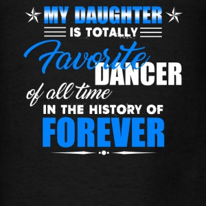 Favorite Dancer Shirt - Men's T-Shirt