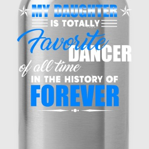 Favorite Dancer Shirt - Water Bottle