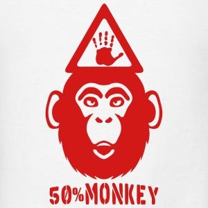 monkey 50 2502 Tanks - Men's T-Shirt
