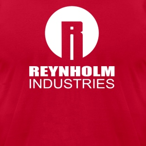 Reynholm Industries - Men's T-Shirt by American Apparel