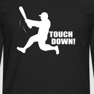 TOUCH DOWN - Men's Premium Long Sleeve T-Shirt