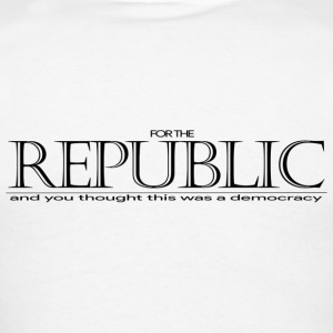 Republic - Men's T-Shirt