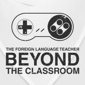 language teacher - Bandana