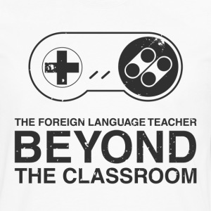 language teacher - Men's Premium Long Sleeve T-Shirt