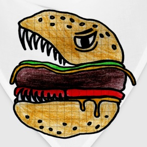 Hungry Burger T-Shirts - Bandana