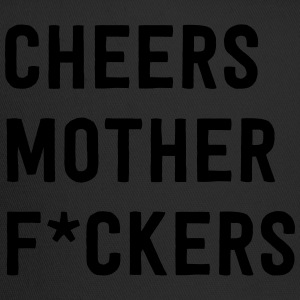 Cheers Mother Effers T-Shirts - Trucker Cap