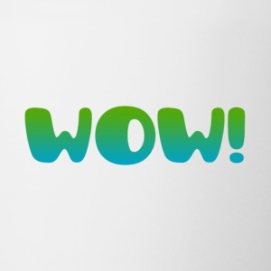 wow T-Shirts - Coffee/Tea Mug