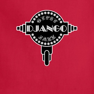 Django Gypsy Jazz - Adjustable Apron
