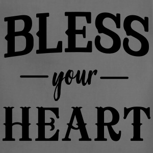 Bless your heart T-Shirts - Adjustable Apron