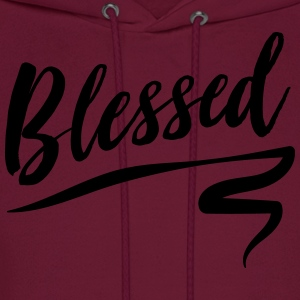 Blessed T-Shirts - Men's Hoodie