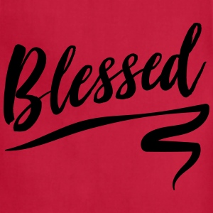 Blessed T-Shirts - Adjustable Apron