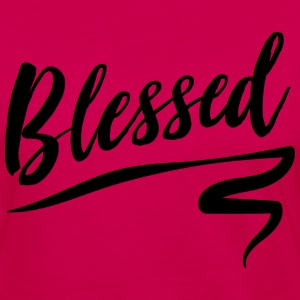 Blessed T-Shirts - Women's Premium Long Sleeve T-Shirt