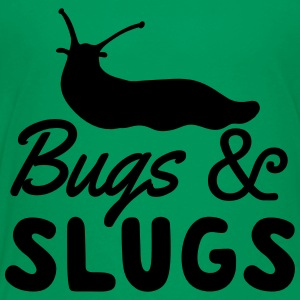 Bugs and Slugs Kids' Shirts - Toddler Premium T-Shirt