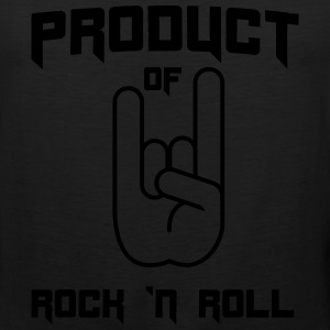 Product of Rock n roll T-Shirts - Men's Premium Tank