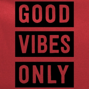 Good Vibes Only T-Shirts - Computer Backpack