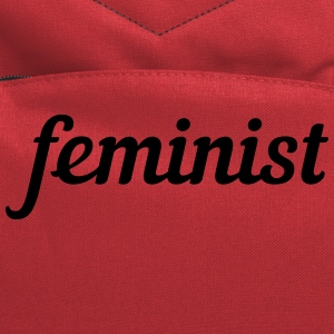 Feminist T-Shirts - Computer Backpack