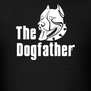 dogfather - Men's T-Shirt
