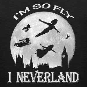 So Fly Neverland T-Shirts - Men's Premium Tank