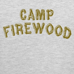 Wet Hot American Summer - Camp Firewood T-Shirts - Men's Premium Tank