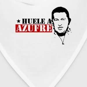 Hugo Chavez Revolutionary - Bandana
