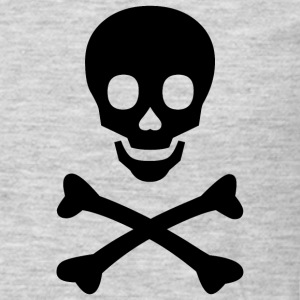 Skull and Bones - Men's Premium Long Sleeve T-Shirt