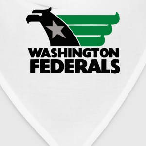 LARGE WASHINGTON FEDERALS - Bandana