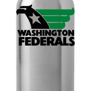 LARGE WASHINGTON FEDERALS - Water Bottle