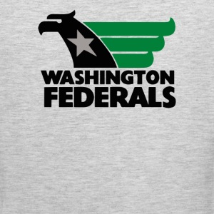 LARGE WASHINGTON FEDERALS - Men's Premium Tank