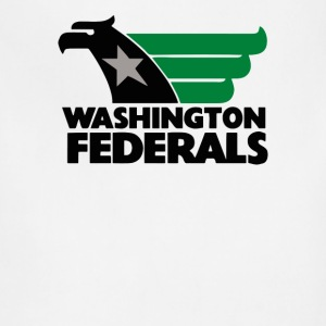 LARGE WASHINGTON FEDERALS - Adjustable Apron