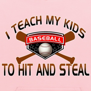 Funny Parents Baseball Shirts - Kids' Hoodie