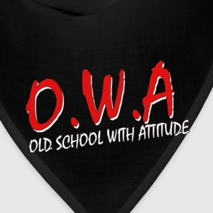 Old School With Attitude   DBS - Bandana