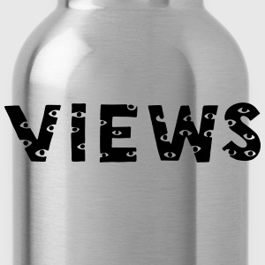 Views T-Shirts - Water Bottle