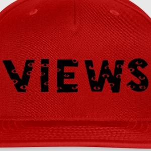 Views T-Shirts - Snap-back Baseball Cap