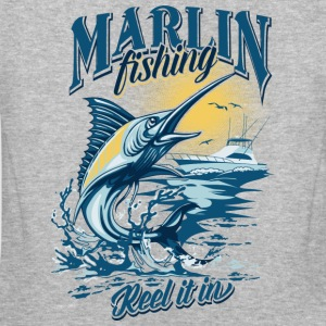 MARLIN Hoodies - Baseball T-Shirt