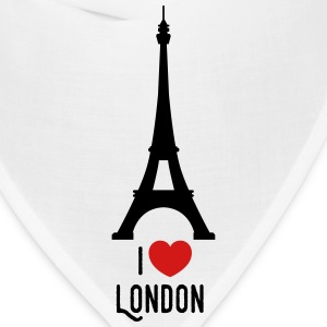 london T-Shirts - Bandana