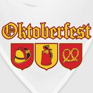 Oktoberfest - Celebrating Germany - Bandana