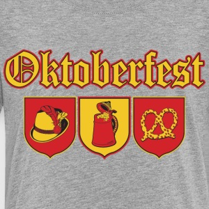 Oktoberfest - Celebrating Germany - Toddler Premium T-Shirt